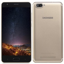 Original DOOGEE X20 3G mini Smartphone Android 7 2GB 16GB QuadCore Smart phone Dual Rear Camera 5 inch HD China Android Phone