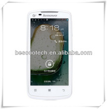 lenovo A630T unlocked Lenovo Mobile Phone andorid Dual Core 4.5 Inch MTK6577 512MB 4GB Multi Language cell phone
