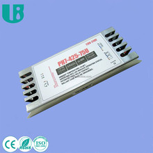 55~75W terminal block 254nm uv lamp electronic ballast led indication CE certified