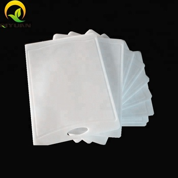 folding cutting board cutter board made of good performance PE chopping board