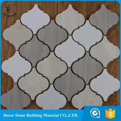 China cheap leaf shape mosaic tile Sold On Alibaba