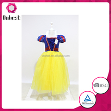Snow white princess children costumes carnaval costumes outfit xs sexy halloween costumes