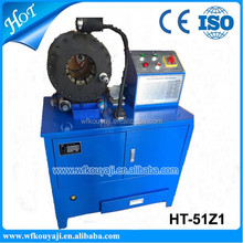 rubber pipe/steel tube /wire rope high pressing used crimping machine hydraulic hose