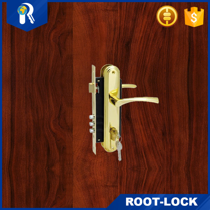 door lock system digital wall clock timer electronic hotel door lock hotel door lock