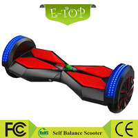 CE Certification and No Foldable electric two wheels self balancing scooter/electric motorcycle