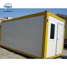Customize Sandwich Panel 2 Bedroom House Plan Mobile Home Granny Flat