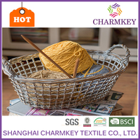 High tenacity combed cotton yarn for hand made carpet
