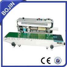 blister packing and sealing machine