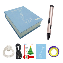 New Kids Gift Toy 3D Printing Pen Drawing In 3D printing pen for new years gift
