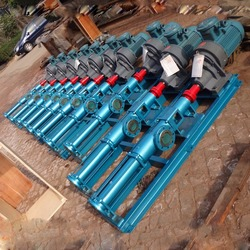 high viscosity oil refinery self priming monoblock displacement pumps