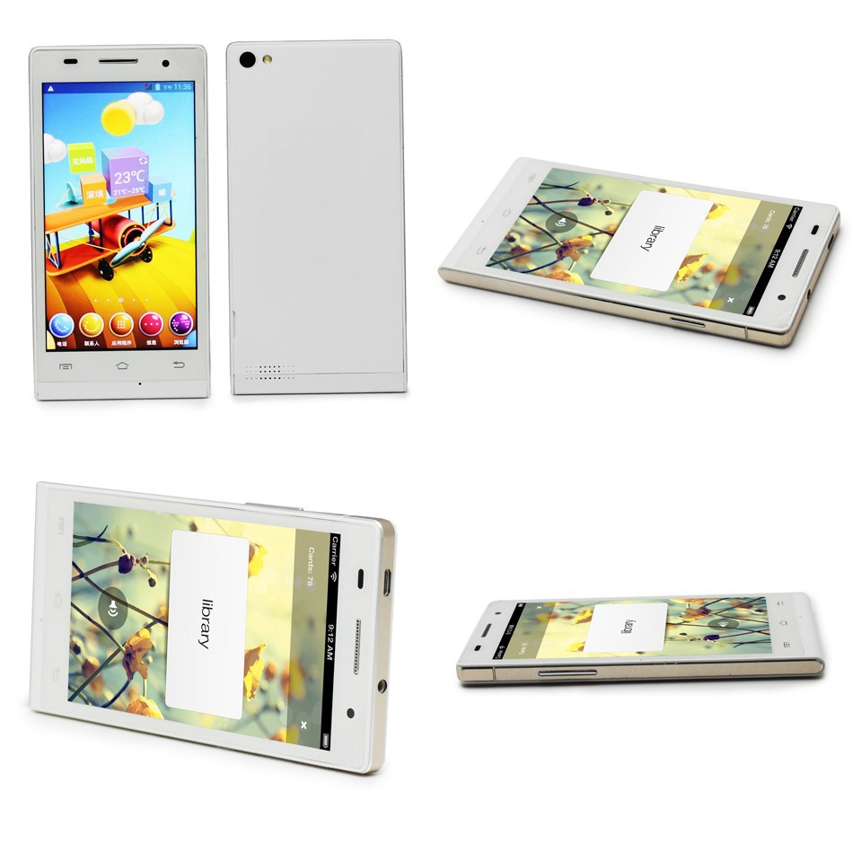 China Supplier 4.7inch smartphone MTK6582 android phone GPS city call mobile