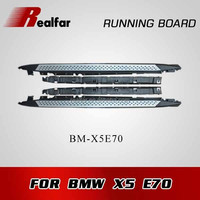 CAR PARTS SIDE STEP RUNNING BOARD FOR BMW X5 E70