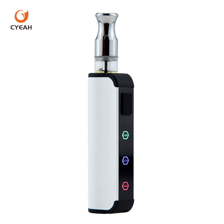 Best <strong>Sale</strong> 8 Second Preheating Mod Kit 450mah CBD Cartridge Pod Mod Vape Mods