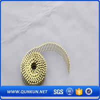 3 Inches Pallet Wire Coil Nails With Diamond Point