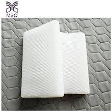 Hot sale types of mesh fabric polyester home textile for baby pillow