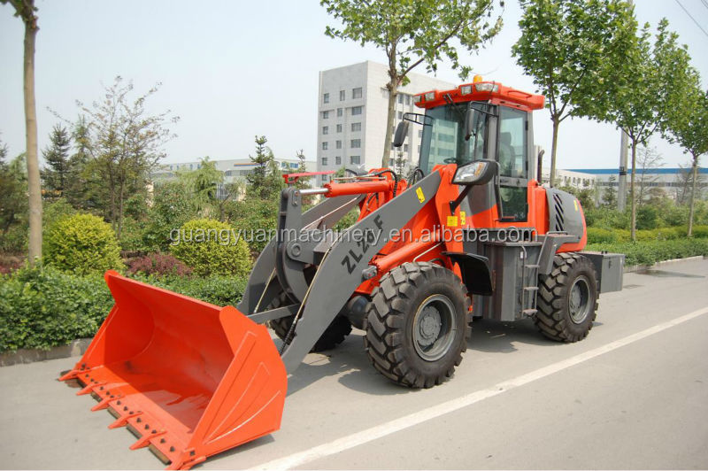 Compact ZL28 Wheel loader for sale