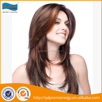 2016 Premier high quality customized wigs , 7A Grade human hair full lace wig