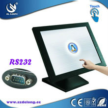 Short Lead Time 15 Inch LCD Industrial Touch Panel Computer All In One Aluminum Industrial Computer
