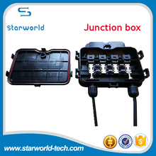 high quality waterproof electrix junction boxfor pv panel amd solar modules