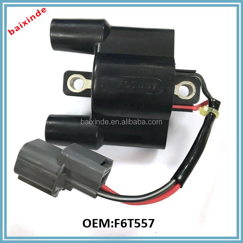 New arrivas 2005 YAMAHAs F60 4 Stroke ignition coil 63P-82310-01-00 F150 F50 F75 F90 F6T557