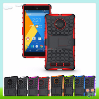 Top Quality TPU PC 2-in-1 Robot Phone Case With Holder For Micromax Yu Yuphoria Kickstand Case For Micromax