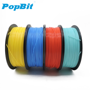 tolerance 0.03mm 1.75mm 3.0mm pvdf filament 3d ABS conductive filament