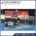 truss booth display,shanghai detian display,exhibition booth truss