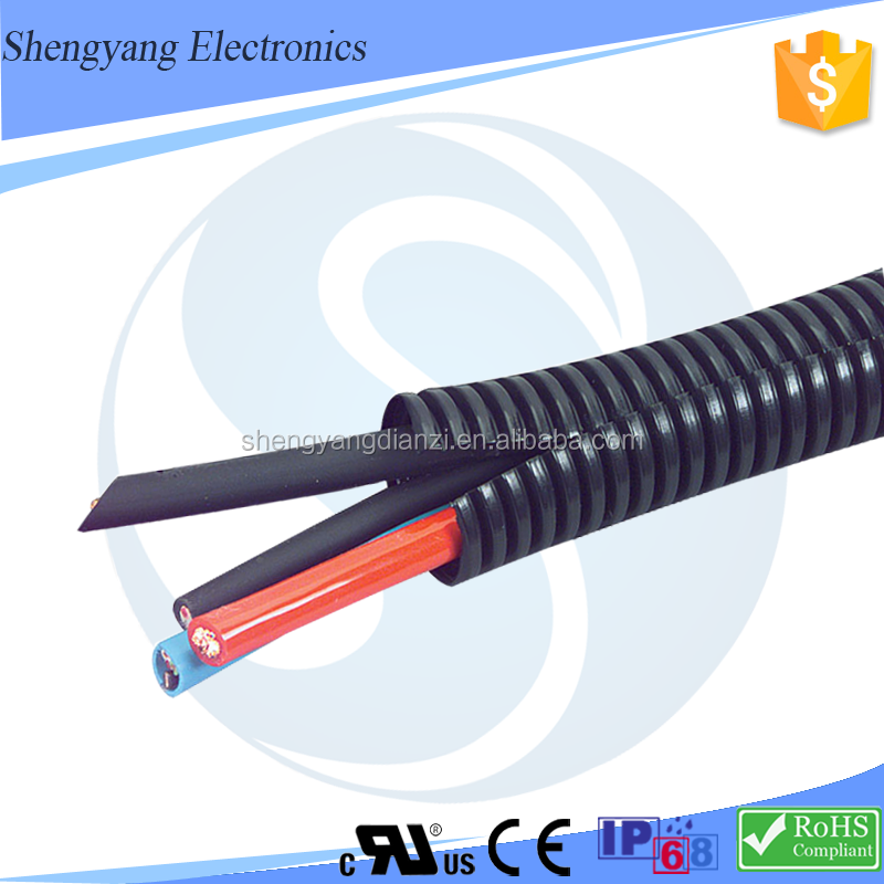 New Products MG / PG ROHS / IP68 Certification Manufacturer Directory China Online Shopping Corrugated Hose