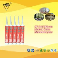 GP Acid Silicone Sealant Made in China Manufactory price G2100