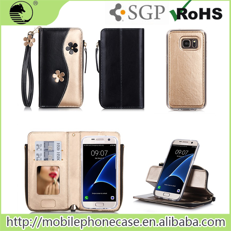 Manufacture Wholesale Customize Welcome Cell Phones Case For samsung galaxy s7