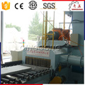 Price of Qinggong Brand Square Stone Roller Conveyor Shot Blasting Machine from Qingdao Manufacturer