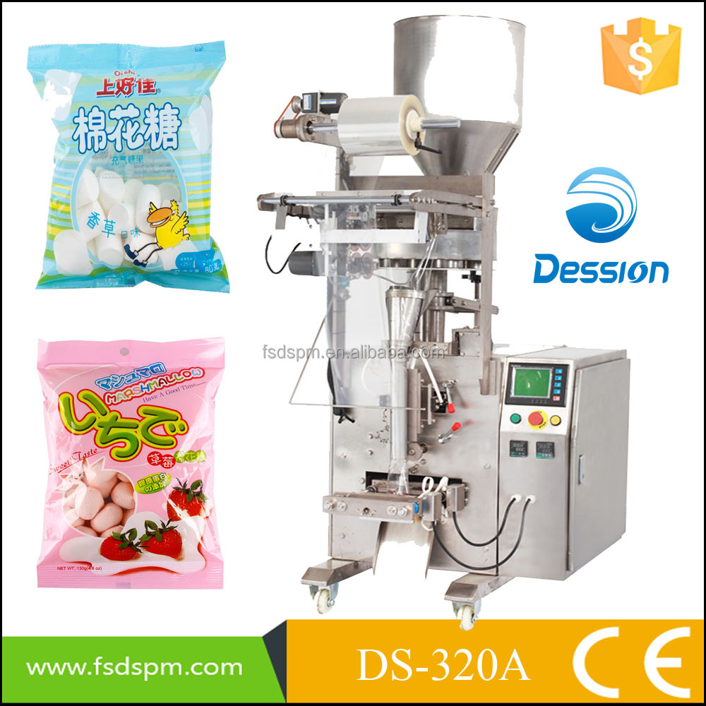 Factory Price Fully Automatic Marshmallow Packing Machine