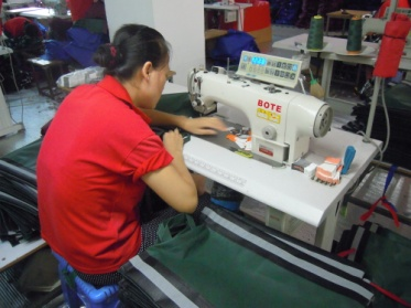Flat Sewing