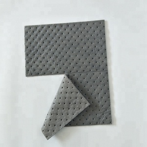 Grey absorbent pad