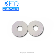 Rewritable nfc DVD tag programmable 213/215/216 rfid cd tag