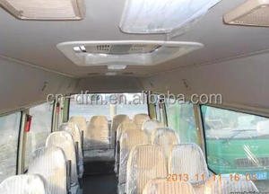 7M 20 Seats Euro 4 Emission LHD/RHD Brand New Coaster Mini Bus For Sale