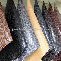 Shining raw material for ladies bags with stone design