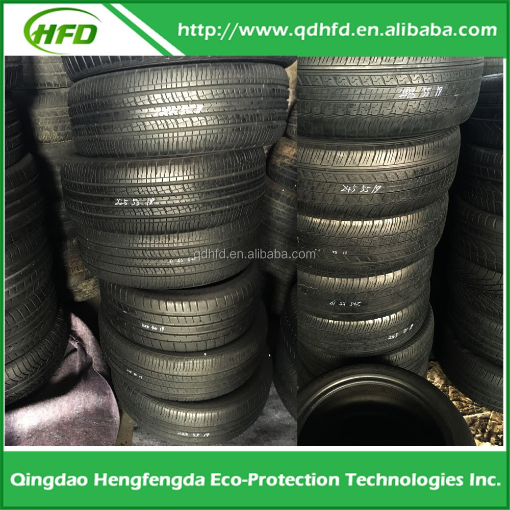 Factory wholesale used car tires in germany for sale 185/75/14 used tires