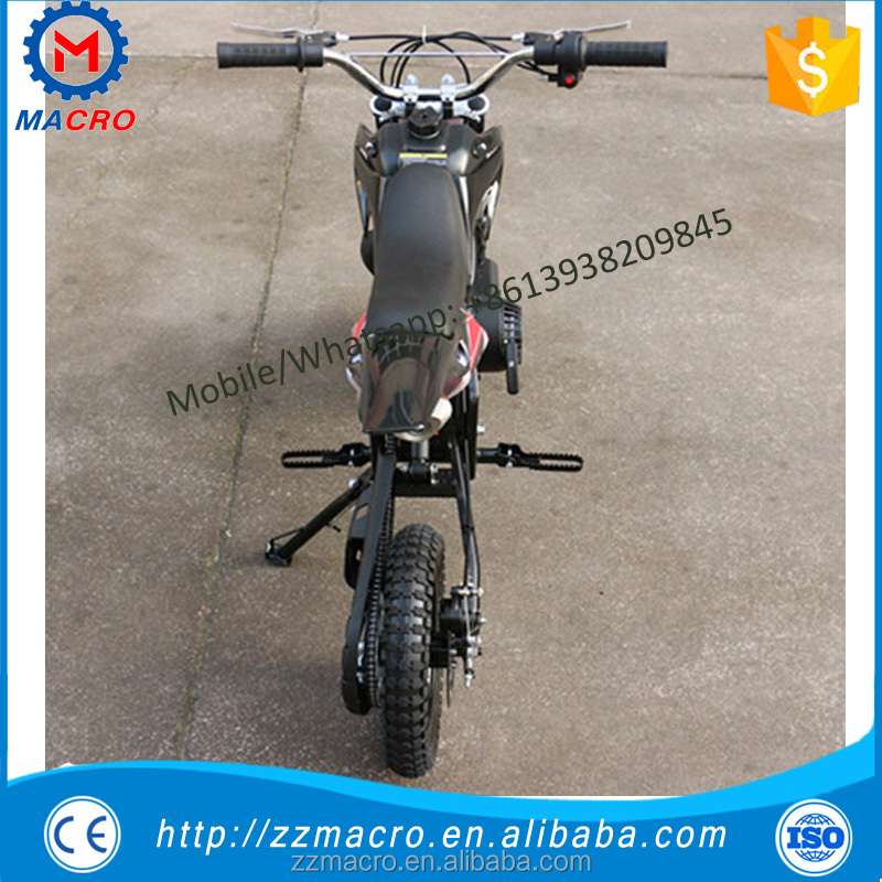 hot sale mini dirt bike 50cc gas motorcycles