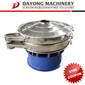 DY-1000 Portable flexible small shaker screen abrasive vibrating sieve machine