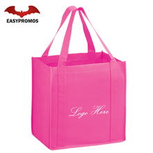 Non Woven Fabric Shopping Bags with Custom Logo