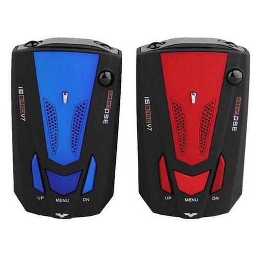 V7 anti police speed radar detector