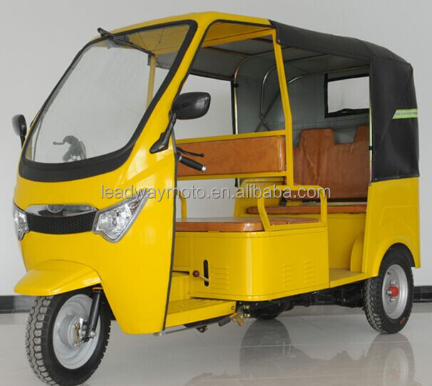 bajaj 150cc passenger cargo tricycle with carbin