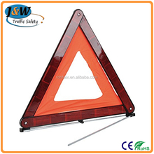 Reflective Triangle Car Emergency Tool Kit for Warning Safety