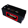 165ah 12v jis ac delco batteri ruiyu lead acid heavy duty truck/auto car battery