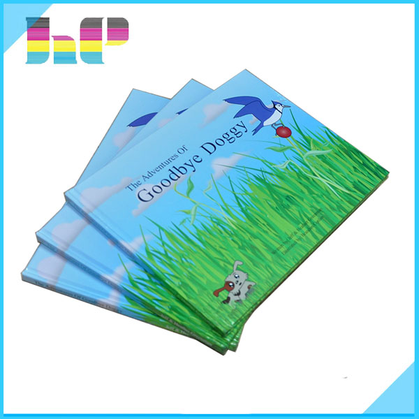 China Supplier Sew Binding Wholesale Cheap coloring english conversation story Children Book Printing Service