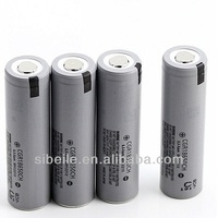 CGR18650CH Button Top 2250mAh / panasonic cgr du06 3.7v 18650 lithium battery