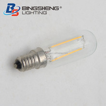 Indoor Lighting Lamp Accessory Bulb T25 Led Oven Filament Light