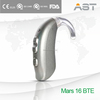 Mars 16 Customized Automatic Hearing Aid BTE with Enhanced Speech Clarity