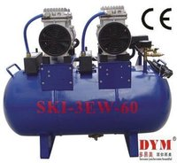 dental air compressor low noise